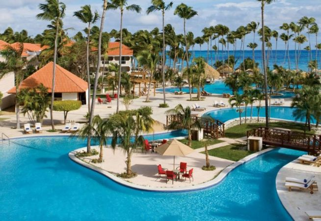 Dreams Palm Beach Resort Punta Cana