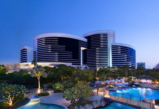 Grand Hyatt – Dubai City