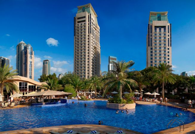 Habtoor Grand Hotel & Spa