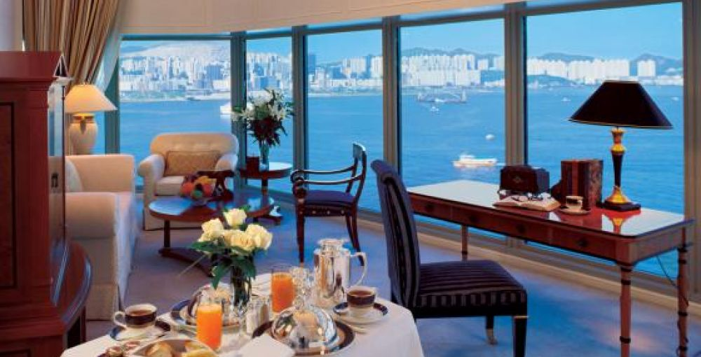 Classic resorts harbour grand kowloon for P m bedroom gallery