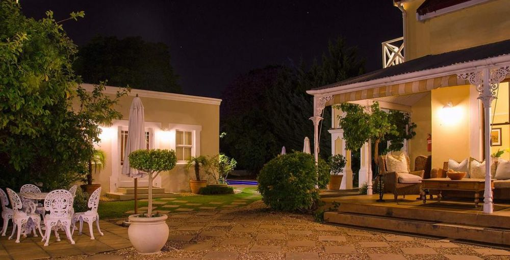River Manor Boutique Hotel and Spa Stellenbosch